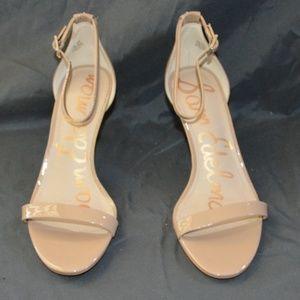 $100 Sam Edelman Patti Ankle Strap Sandal 7.5